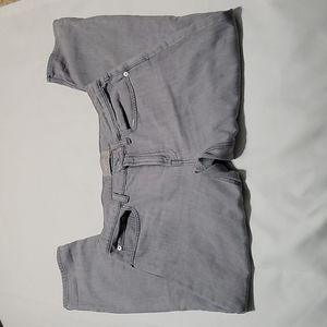 "Everlane Grey ""the summer jean"" size 28"